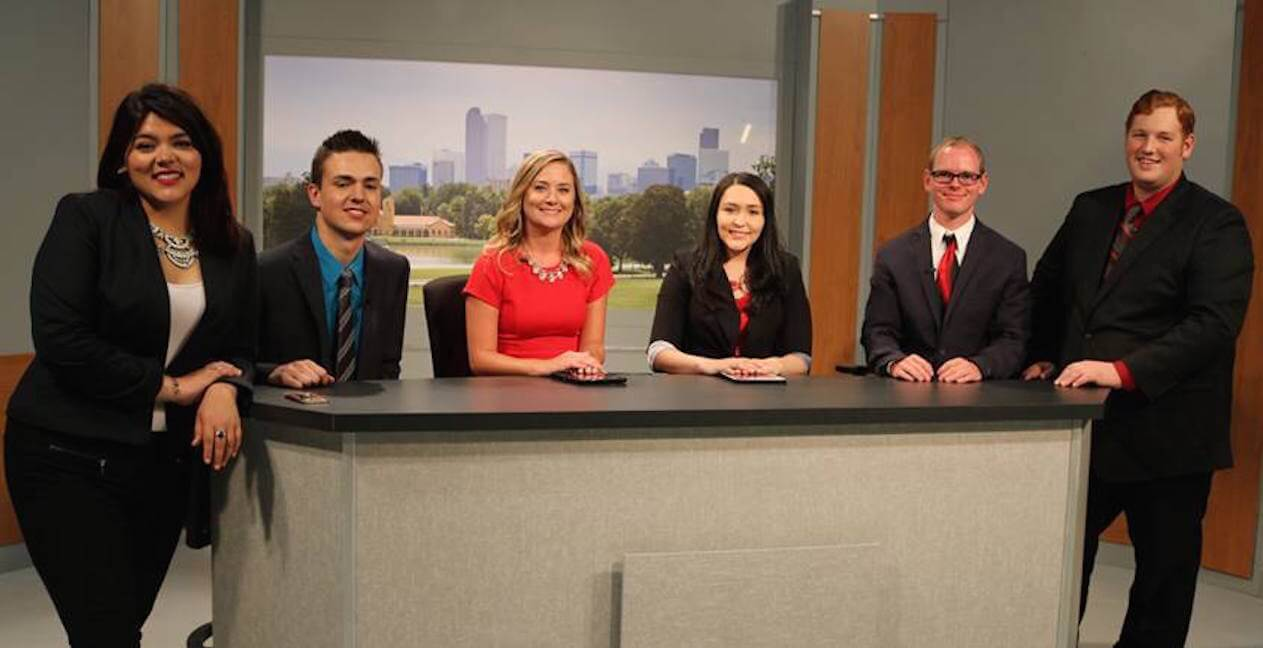 summer newscast